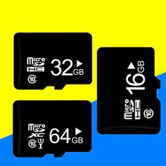 New Card Reader Mobile Flash Memory Card High Speed USB Universal phones black C10 16g storage card