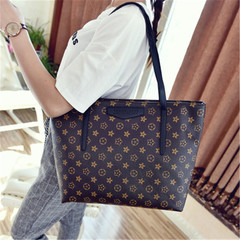 New style ladies fashion single shoulder bag ladies fashion handbag women black onesize