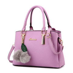 New fashionable lady's one-shoulder handbags and large-capacity women  bag blue high-capacity high-capacity high-capacity