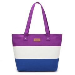 New women casual bag handbag shoulder bag high quality large capacity handbags purple high quality and large capacity