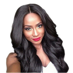 New  women Black Long  Wig Hair Wigs Hairstyle for Fashion Women Female Natural Color Hairs black high quality and affordable