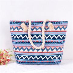 New ladies fashion casual handbag shoulder bag women handbags blue high quality and large capacity