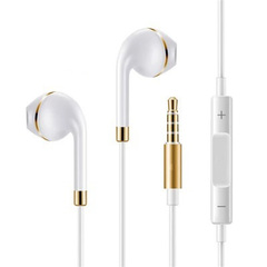 Iphone Android Universal Headphones High Quality Headphones white