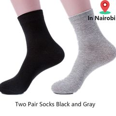 2 Pairs of socks Men's clothes pairs of cotton socks,women   socks bargains valentine gift mixed colors the adult sock