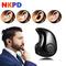 S530 Mini Wireless Bluetooth Earphone in ear Sports with Mic Earbuds Headset Earphones Earpiece black