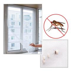 1pc Anti Mosquito Mesh Net For Kitchen Window Screen Curtain Protector Insect Bug Fly