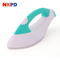 1pc Mini Ironing Pressing Garment Steamer Dyer Portable Ironings Cloth Soft Household white