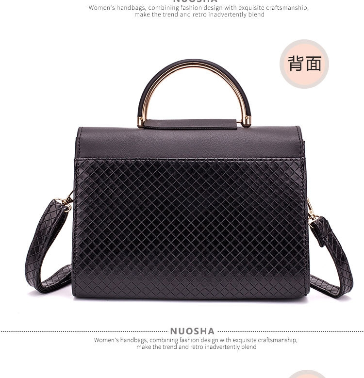 ce99a671a3b4 Ladies  business bag 2 pieces of sub-master package PU handbag ...