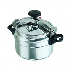 5 LITRES PRESSURE COOKER Silver one size