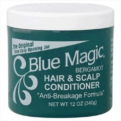 BLUE MAGIC BERGAMOT Hair and conditioner Normal