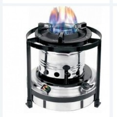 Stove - Silver 2 liters silver Normal
