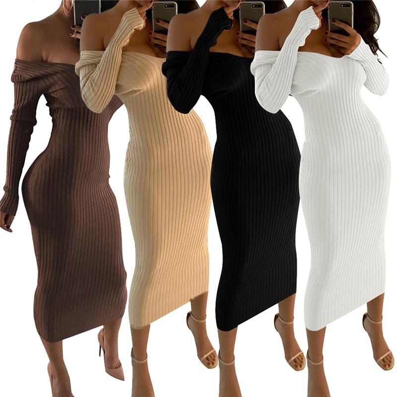 Sexy Long Sleeve Dresses