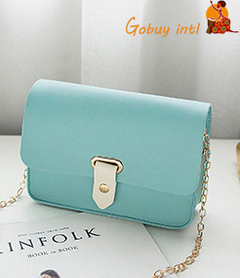 Big promotion of Gobuyintl lady lovely shoulder bags, girls colorful handbags, women bags black as picture