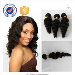 HumanVirgin Remy Hair Bundles Closure Hair Weaves Wigs For Women Loose Weave natural 8inch