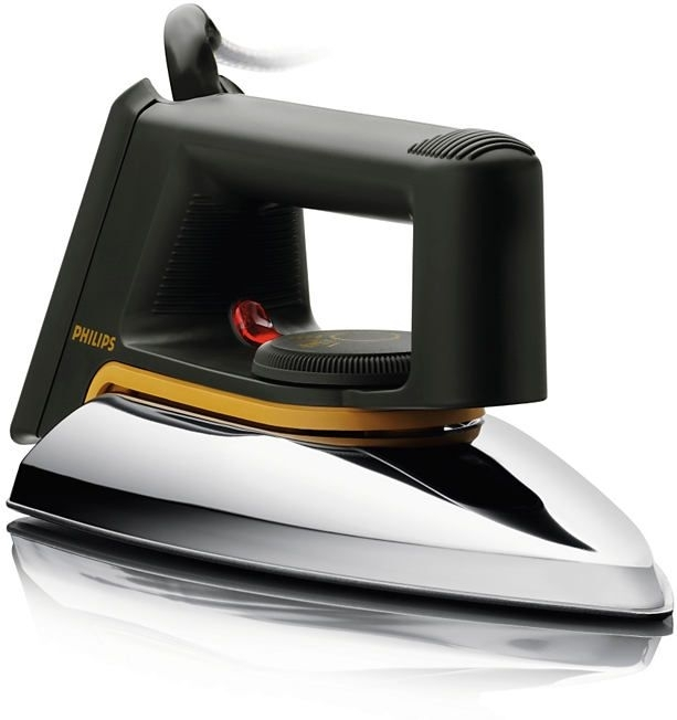Philips HD1172 - Dry Iron Box Silver