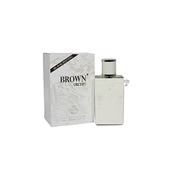 Brown Orchid Unisex Perfume white
