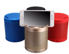 Q3 Bluetooth Speaker Red normal