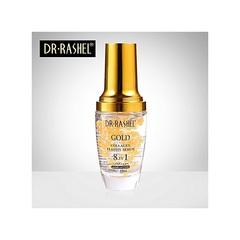 Dr Rashell Dr. Rashel New Gold Collagen Elastin 8in1 Face Serum 40ml clear