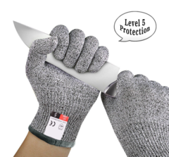 Kite-flying fishing gloves prick proof cutting gloves slaughter labor protection gloves