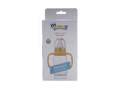M/EASY 120ML/4OZ standard feeding bottle