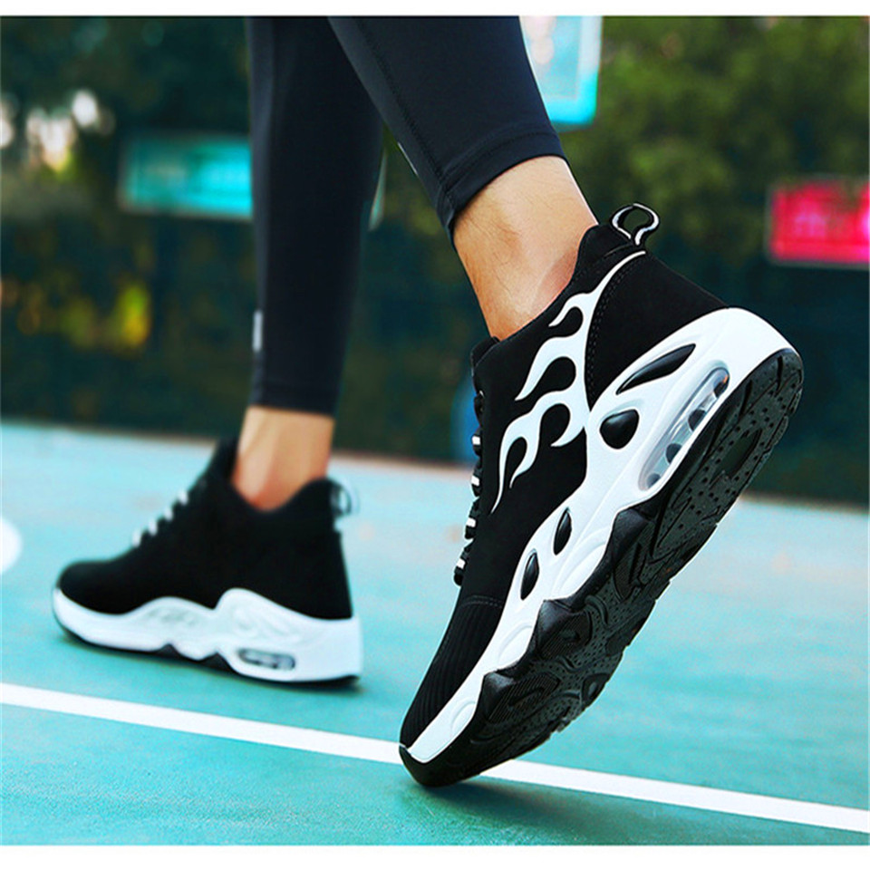 121bcd4a1049 Spring 2019 New Men's Sports Shoes Leisure Shoes Fashion Basketball ...