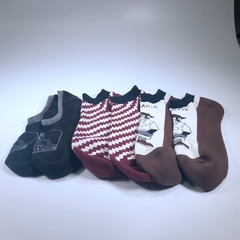 BEN DAVIS tide socks, socks, fine sulfur cotton, breathable, very beautiful, limited number. Randomly choose the following styles free size free size