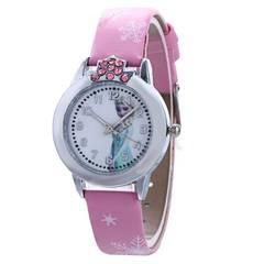 Princess Ashana Children's Quartz Watch in Frozen purple same