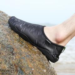 European fashion outdoor diving yoga swimming wading beach Retroactive shoes black 35