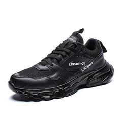 2019 New ins Leisure Fashion Sports Shoes black 39