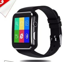 2019 Mobile Week New Bluetooth Smart Watch with Fermentation starter Screen Card black same