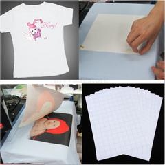 2018 hot sale 10PCS Sheets T-Shirt A4 A3 Iron On Inkjet Heat Transfer Paper For Light color Fabrics A4(210X297mm) 10pcs one size