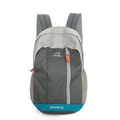 Unisex Casual Backpack  Waterproof Nylon15L&20L Backpacks For Adult & Children Travel Backpack men blue small