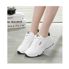 2018 Women Shoes Fashion Casual Shoes Timberland Breathable Mesh Shoes Sneakers White 35-40 black 35