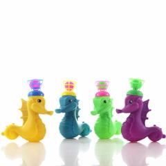 Blowing Pleasure Blowing Balls Magic Suspension Balls Children kids boys girls Puzzle Toys colorful fish