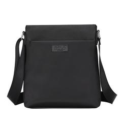 High Quality Waterproof Nylon Solid Business Shoulder Bag For Men 2018 New Envelope Crossbody Bags black large size