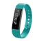 Fitness Tracker Smart Watch with Heart Rate Monitor Pedometer Sleep Monitor Calorie Step Counter blue 230*16.10*10.09mm