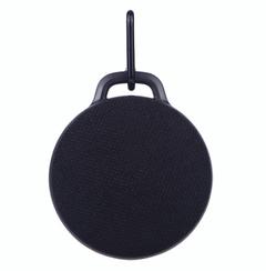 300mAh HIFI Bluetooth Wireless Portable Mini Music Player 1-2h Play Time Easy Carrying Outdoor black 300mah fiber