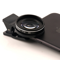 15X Micro Lens Camera Phone Camera black normal