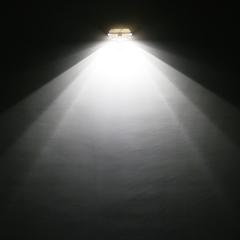 2W 200LM 2200mAh Battery Outdoor Solar Light Safe Lighting At night white 12*12*5cm 2w