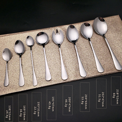 20pcs Stainless Steel Cutlery silver 20pcs