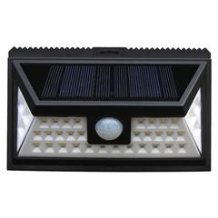 36 LED 500LM 2000mAh ABS Waterproof Solar Charge Motion Sensor Light black 17.2*10.6*4.7cm 3-4w