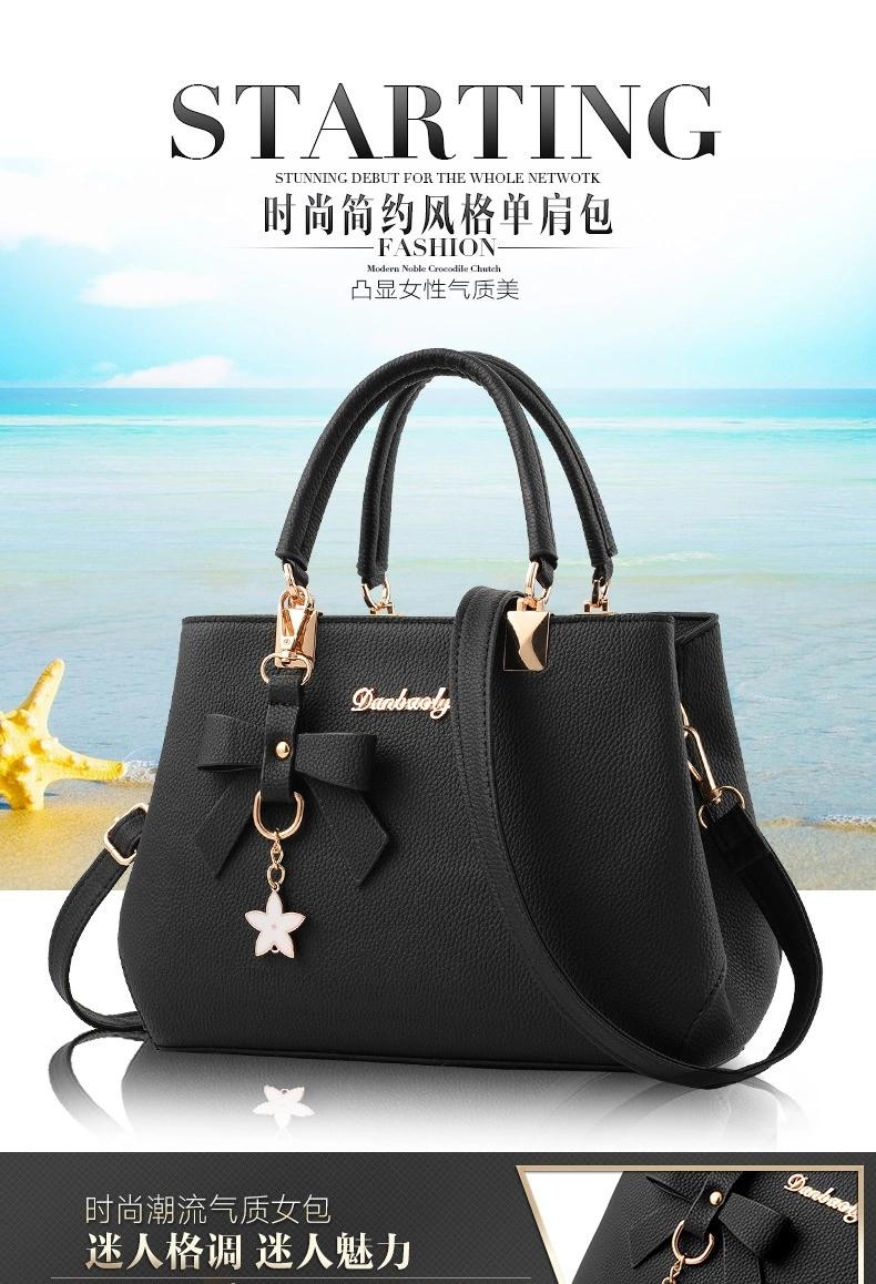 Boom Promotion in 2019, Crazy Purchase, Good Quality and Low Price, Handbags blue ordinary 53