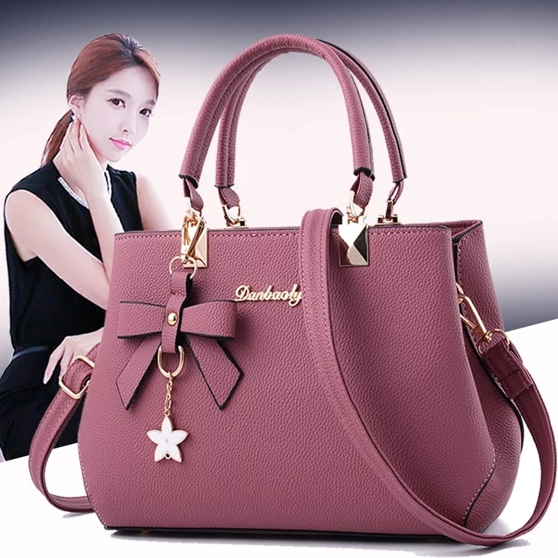Boom Promotion in 2019, Crazy Purchase, Good Quality and Low Price, Handbags blue ordinary 52