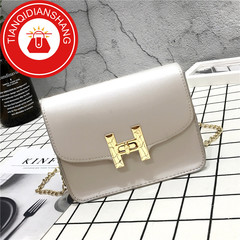 Buy crazily, one day at a super low price, women's bags chain in 2019 grey ordinary
