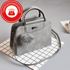 TQDS A new round of explosive sales in 2019, good quality and low price, crazy purchases, handbags grey ordinary