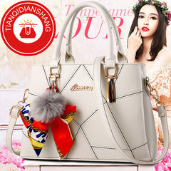 Limited Explosion Promotion in 2019, 20 pieces of price reduction, crazy rush to buy, handbags white ordinary