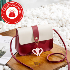 2019 explosion promotion, limited purchase, inexpensive, small shoulder slung handbag red ordinary