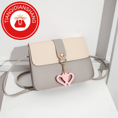 2019 explosion promotion, limited purchase, inexpensive, small shoulder slung handbag grey ordinary