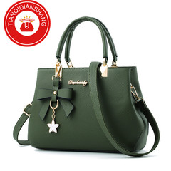 Boom Promotion in 2019, Crazy Purchase, Good Quality and Low Price, Handbags green ordinary