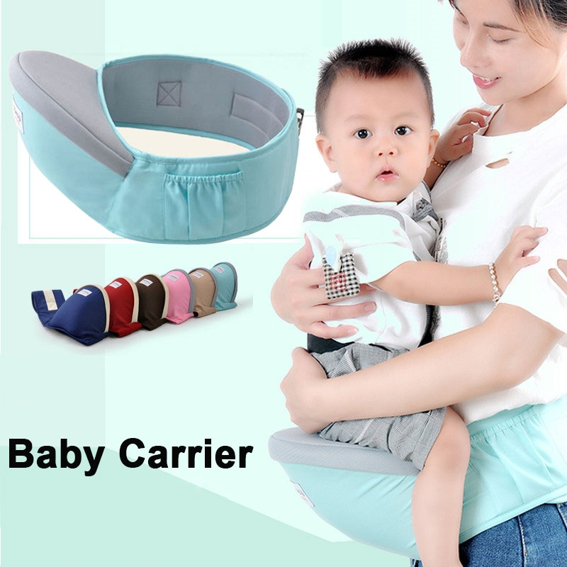 b7ea2c652fe Adjustable durable waist belt for safer carrying. Suitable for carrying 2-30  months old baby kids. Weight-load  Maximum 15kg.